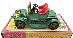 Matchbox Moy Y-2 1911 Renault In Box