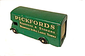1960 Matchbox Lesney #46 Pickfords Removal Van