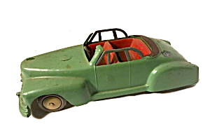 Rare 1950s Mercury Italy Lincoln #5 Diecast Car