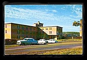 Hancock, MI Tuberculosis Sanatorium 1950s Postcard (Image1)