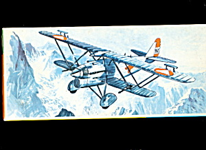 Fiat Cr 32 Chirri Smer Stavebnice Model Kit