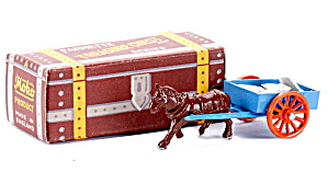 1950s Moko Farmette 13 Farm Wagon In Box