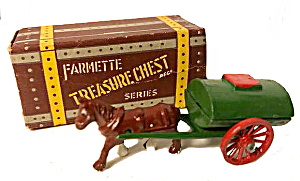 1950s Moko Farmette 15 Water Wagon In Box