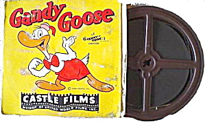"""Gandy Goose"" 16mm Movie in Box (Image1)"