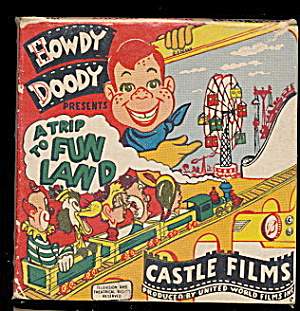 Howdy Doody Trip to Fun Land 16mm Movie in Box (Image1)