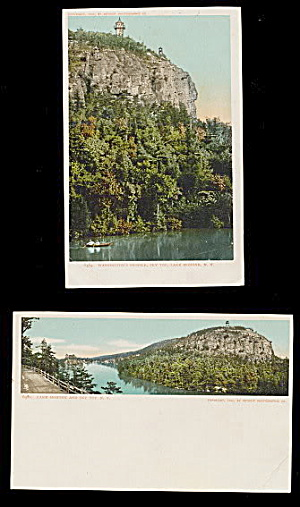2 1902 Lake Mohonk, Skytop, NY Postcards (Image1)