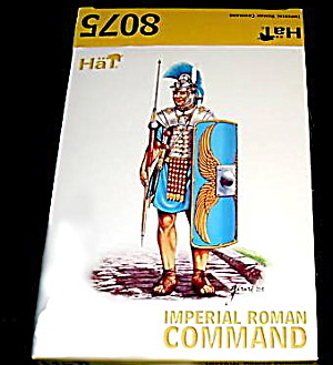 1/72 Hat 8075 Roman Imperial Command Mint in Box (Image1)