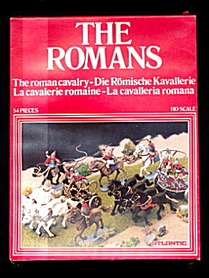 'The Romans' Atlantic 1978 Plastic Soldiers/Figures (Image1)