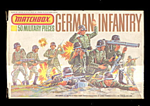 1975 Matchbox 1/76 P-5003 German Infantry (Image1)