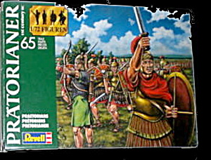 1/72 Revell 2552 Pr�torianer Garde Soldiers in Box (Image1)
