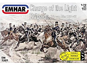 1/72 Emhar - Charge of The Light Brigade Soldiers (Image1)