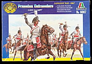 Italeri Prussian Cuirassiers 6007 Soldiers (Image1)