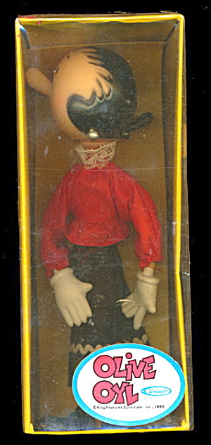 1979 Uneeda Olive Oyl Doll in Box (Image1)