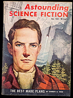 Nov 1959 Astounding Science Fiction Magazine (Image1)