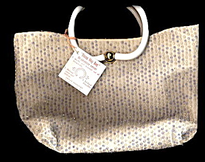 1950s Three-Way Caviar Beadette Bag w Tag (Image1)