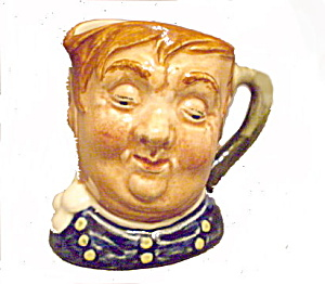 Royal Doulton 'fat Boy' Mini Character Toby Jug