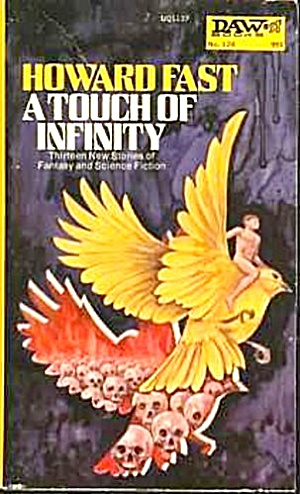 "1974 ""A Touch of Infinity"" Sci-Fi Book (Image1)"