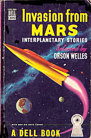 1949 'Invasion from Mars' Stories Sci-Fi Book (Image1)