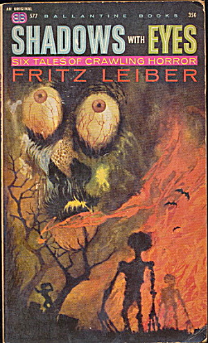 'Shadows with Eyes' Fritz Lieber Sci-Fi Book (Image1)