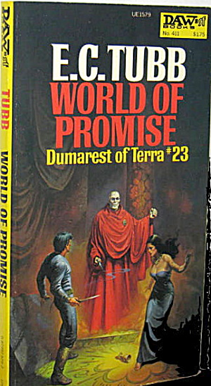 """world Of Promise"" Sci Fi E.c. Tubbs Book"