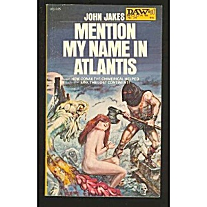 'Mention My Name in Atlantis' John Jakes Book (Image1)