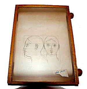 1875 Shepherd's Transparent Slates Drawing Toy (Image1)