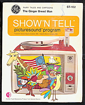 "1964 Show'n Tell ""Ginger Bread"" GE Record  (Image1)"