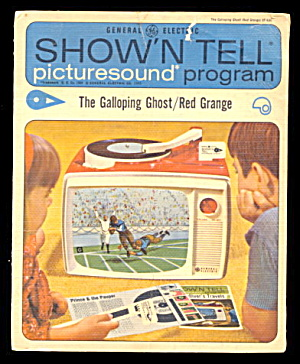 1964 Show'n Tell 'galloping Ghost' Ge Record