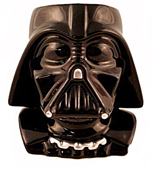 1996 Applause Star Wars 'Darth Vader' 'Figural Mug (Image1)