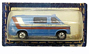 1977 Tomica Pocket Cars F22 Chevrolet Chevy Van