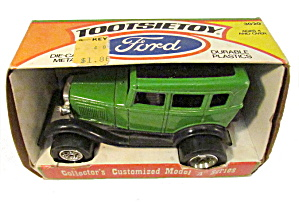 1970s Tootsietoy Ford Model A Car Mint In Box