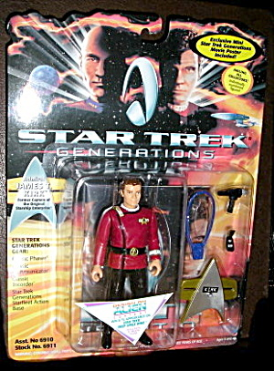Star Trek (Generations) Adm. James T. Kirk MOC (Image1)