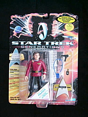 Star Trek (Generations) Pavel A Chekov Moc