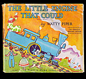 1964 The Little Engine That Could - Watty Piper W Dj