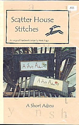 Scatter House Stitches 'A Short Adieu' Pattern (Image1)