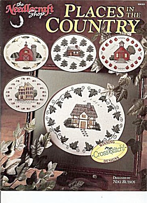 'Places in the Country' Cross Stitch Patterns (Image1)