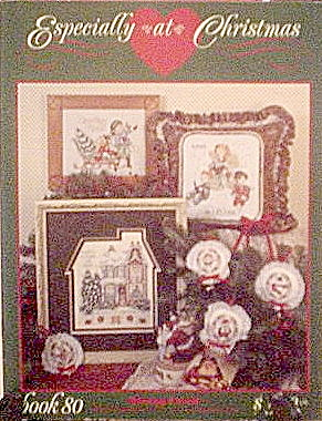'Especially at Christmas' Stoney Creek Cross Stitch (Image1)
