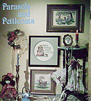 'Parasols and Petticoats' Stoney Creek Cross Stitch (Image1)