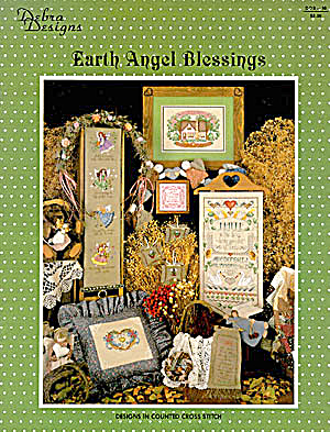 Earth Angel Blessings Cross-Stitch Patterns (Image1)