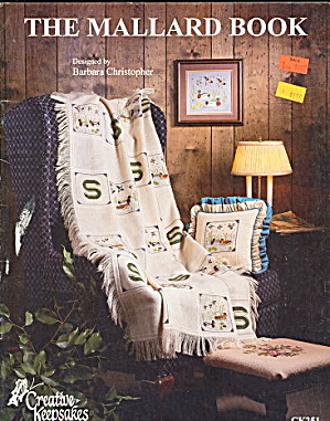 1991 'The Mallard Book' Cross Stitch Pattern (Image1)
