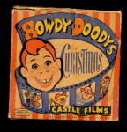 Click here to enlarge image and see more about item 0008MM5: Howdy Doody Christmas 8mm Castle Film