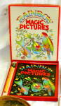 1938 Rainbow Magic Pictures Activity Set - Unused
