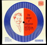 1969 Red Skelton Pledge Burger King Promo Record