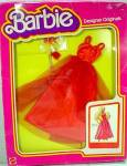Click here to enlarge image and see more about item 000BARB1955: 1979 Barbie 1955 'Painting the Town Red' Outfit MIB