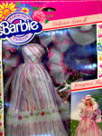 Click here to enlarge image and see more about item 000BARB793: 1983 Barbie 'Spring Magic' Outfit Mint in Box