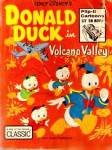 Click here to enlarge image and see more about item 000BLB11: Walt Disney Donald Duck in Volcano Valley Little Book