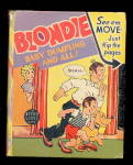 1939 Better Little Book Blondie Baby Dumpling and All