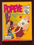 Click here to enlarge image and see more about item 000BLB14: Walt Disney Popeye & Queen Olive Oyl Little Book