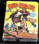 "1949 Red Ryder ""Circus Luck"" Big Little Book"