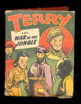 1944 'Terry & War in the Jungle' Big Little Book